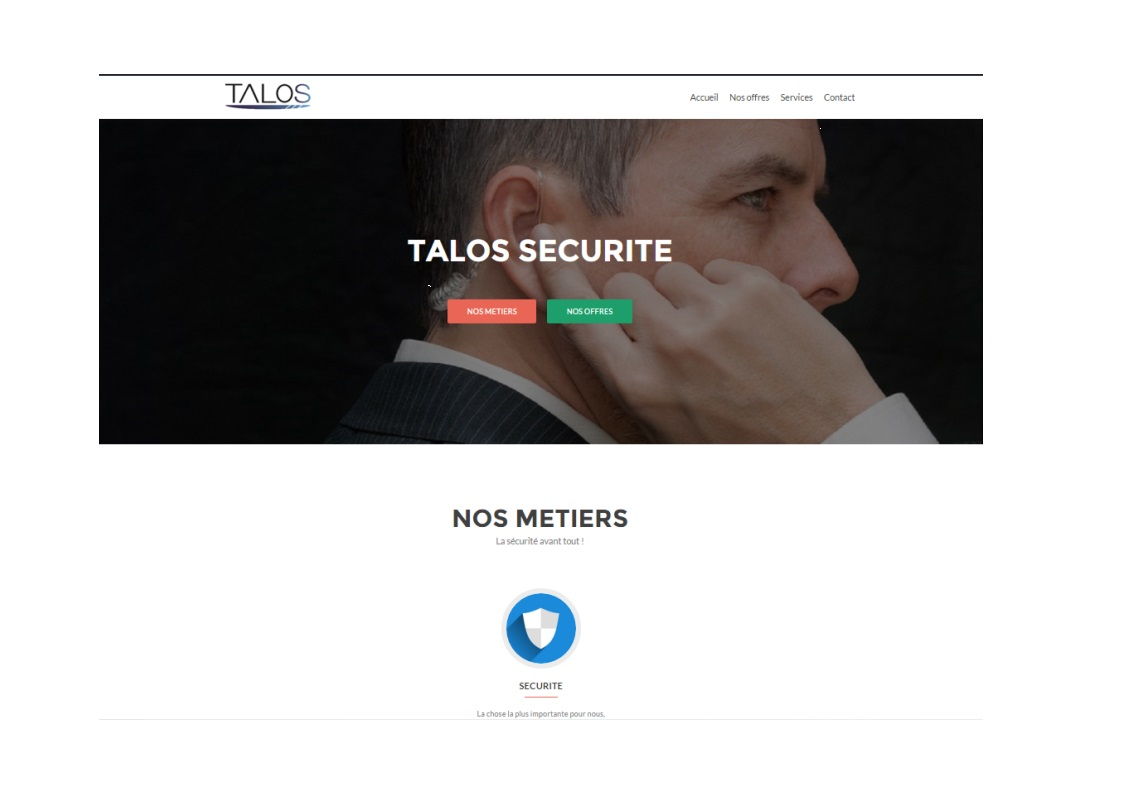 TALOS SECURITE